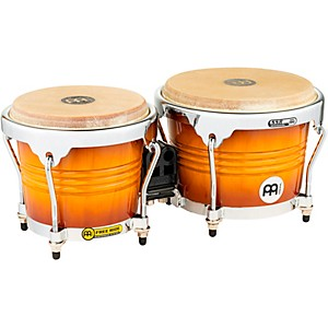 Meinl-Free-Ride-Bongo-200-Series-Gold-Amber-Burst