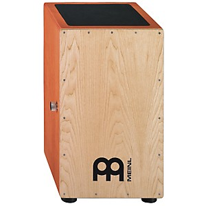 Meinl-Siam-Oak-Snare-Cajon-with-White-Ash-Frontplate-Natural