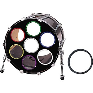 Bass-Drum-O-s-Bass-Drum-Port-O--2-Inches-Black