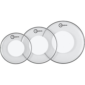 Aquarian-Super-2-Drumheads-with-Power-Dot-Rock-Pack-Standard