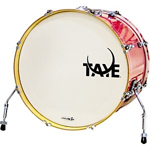Taye-Drums-ProX-22--Bass-Drum-Grey-Gloss-22x16