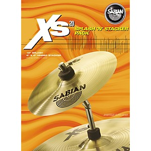 Sabian-Xs20-Splash--N--Stacker-Cymbal-Pack-10-