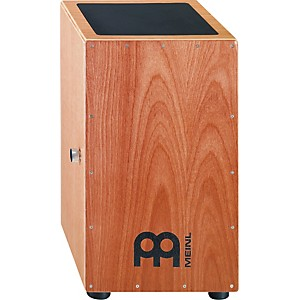 Meinl-Red-Oak-Snare-Cajon-with-Cherry-Front-plate-Standard