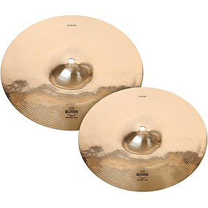 Wuhan-WUSP0810-Traditional-and-Rock-Splash-Cymbal-Pack-Standard
