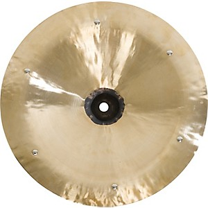 Wuhan-China-Cymbal-with-Rivets-18-Inches