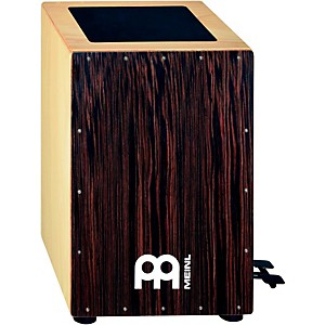 Meinl-Bass-Cajon-with-Foot-Pedal-and-Ebony-Frontplate-Standard