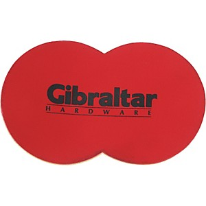 Gibraltar-Double-Pedal-Pad-Standard