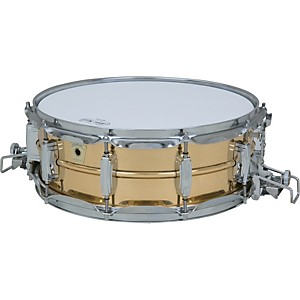 Ludwig-Super-Sensitive-Snare-Drum-with-Classic-Lugs-Bronze-5X14-Inches