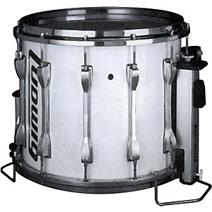 Ludwig-LF-V924-Snare-Drum-White