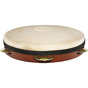 Meinl-Pandeiro-African-Brown-10-In
