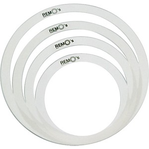 Remo-RemOs-Tone-Control-Rings-Pack---12---13---14---16--Standard