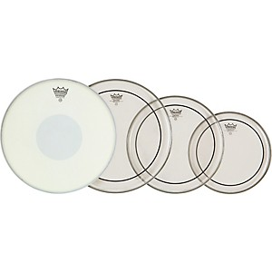 Remo-Drum-Head-Pack-Clear-Pinstripe-with-Emperor-X-Snare-Head-Standard