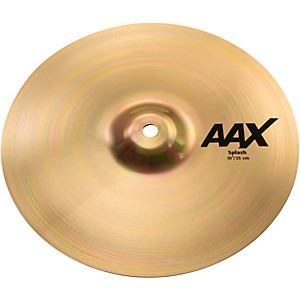 Sabian-AAX-Splash-Cymbal-Brilliant-10-Inches