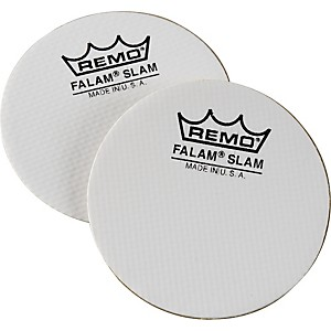 Remo-Falam-Slam-Pad-Kevlar-Bass-Drum-Patch--2-Pack--Standard