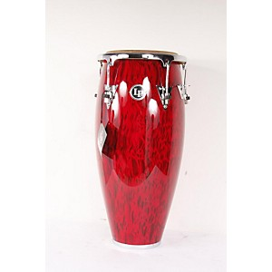 LP-Classic-II-Conga-11-Inch-Quinto-with-Chrome-Hardware-Lava-Red-886830815461