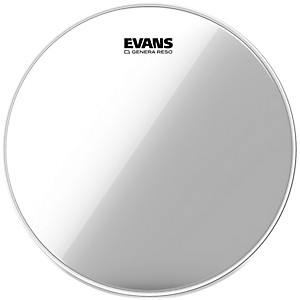 Evans-Genera-Resonant-Clear-Drumhead-10-Inches