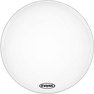 Evans-MX2-White-Marching-Bass-Head-16-Inch