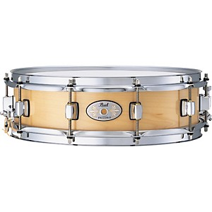 Pearl-Maple-Piccolo-Snare-Drum-Natural-4x14