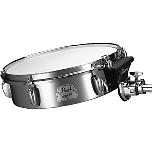 Pearl-Primero-Steel-Timbale-with-Tom-Mount-Standard