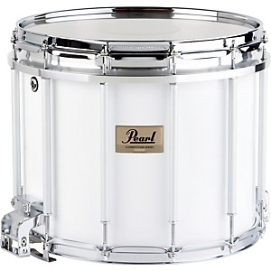 Pearl-Competitor-High-Tension-Marching-Snare-Drum-Midnight-Black-13x11-Inch-High-Tension