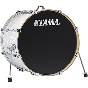 Tama-Superstar-EFX-Bass-Drum-Turquoise-Satin-Haze-22x18-Inches