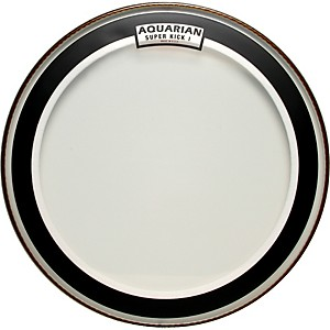 Aquarian-Super-Kick-I-Drumhead-20-Inches