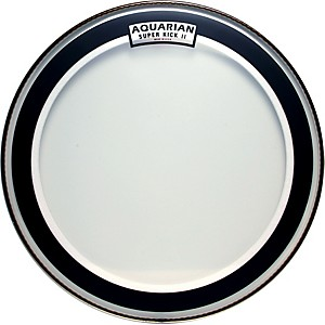 Aquarian-Super-Kick-II-Drum-Head-18-