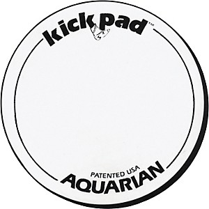 Aquarian-KP1-Kick-Drum-Pad-Single-Standard