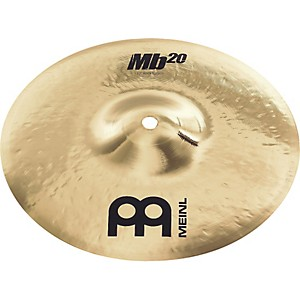 Meinl-Mb20-Rock-Splash-Cymbal-10-