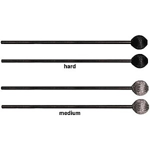 Vic-Firth-Corpsmaster-Birch-Marimba-Mallets-Hard