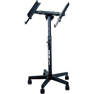 Quik-Lok-QL-400-Fully-Adjustable-Mixer-Stand-with-Casters-Standard