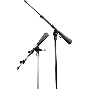 Atlas-Sound-PB11X-Mini-Boom-with-2-lb--Adjustable-Counterweight-Chrome