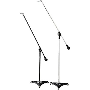 Atlas-Sound-SB36W-Classic-Studio-Boom-Mic-Stand-with-Air-Suspension-Chrome
