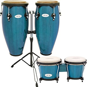 Toca-Synergy-Conga-Set-with-Stand-and-Bongos-Standard