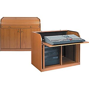 Raxxess-Elite-Roll-Top-Rack-Mixing-Desk-Walnut