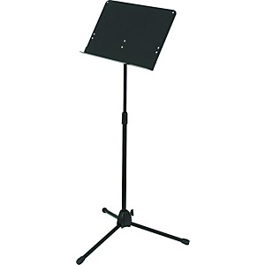 Musician-s-Gear-Folding-Music-Stand-Black