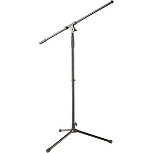 Musician-s-Gear-Tripod-Mic-Stand-with-Fixed-Boom-Black