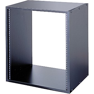 Middle-Atlantic-BRK-12-12-Space---18-Deep-KD-Rack-Piano-Black---Black-Laminate