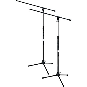 On-Stage-Stands-Tripod-Mic-Stand-With-Boom-Buy-One-Get-One-Free-Standard
