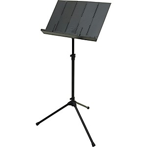 Peak-Music-Stands-Portable-Music-Stand-Black