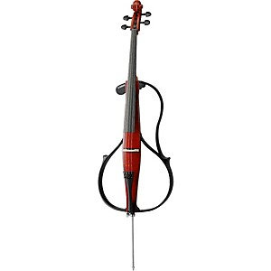 Yamaha-SVC-110SK-Silent-Electric-Cello-Brown