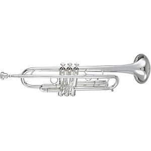 Getzen-590S-S-Capri-Series-Bb-Trumpet-With-1st-Valve-Saddle-Standard