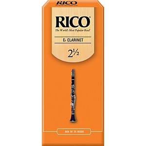 Rico-Eb-Clarinet-Reeds-Strength-2-5-Box-of-25