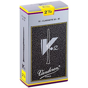 Vandoren-V12-Bb-Clarinet-Reeds-Strength-2-5-Box-of-10