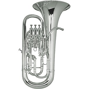 Besson-BE967-Sovereign-Series-Silver-Compensating-Euphonium-Standard