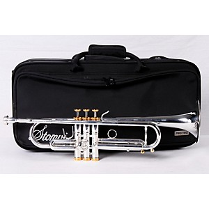 Stomvi-5343-Elite-430-ML-Heavyweight-Series-Bb-Trumpet-Silver-886830748042