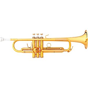 B-S-MBX-GL-Challenger-II-Bb-Trumpet-Gold-Lacquer-Reverse-Leadpipe