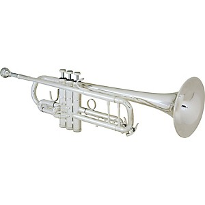 B-S-3137S-Challenger-II-Series-Bb-Trumpet-Silver