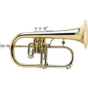 Antoine-Courtois-Paris-AC159R-1-0-Reference-Bb-Flugelhorn-Lacquer-Rose-Brass-Bell
