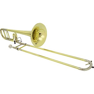Getzen-1047F-Eterna-Series-F-Attachment-Trombone-1047F-Yellow-Brass-Bell